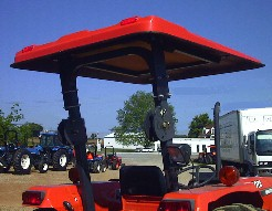 Tell-Trac Tractor Canopies Savannah GA