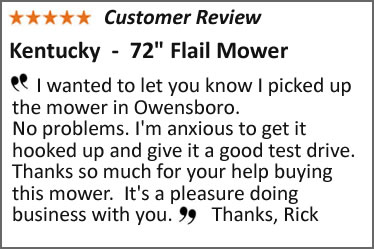 Flail Mower Customer Story