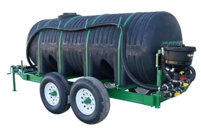 Reddick Tank Trailers - Carver Equipment